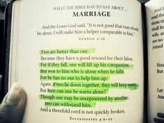 Cute reading for a wedding.