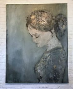 to fantasize to imagine and to feel. Ap Art Concentration, Watercolor Portraits, Figure Painting, Face Art, Painting Inspiration, Abstract Art, Sculptures, Landscape, Drawings