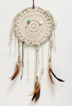 Calico skies: 52 Week Challenge: #9 DIY Dreamcatcher