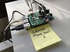 Outernet, receive curated satellite data stream with a raspberry pi.