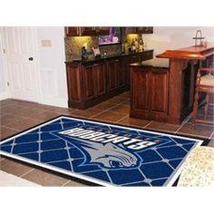 Charlotte Bobcats 5 x 8 Area Rug Carpet