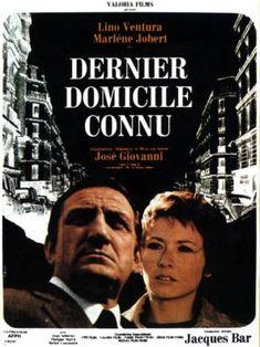 DERNIER DOMICILE CONNU film avec une 2cv
