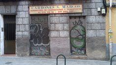 Carbones S. Marcos. Calle Juan de Olías, 33