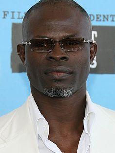 Djimon Hounsou.  Responsible for a few heaving bosom moments while watching films :-)