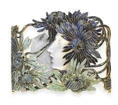 Resultado de imagem para art nouveau joias