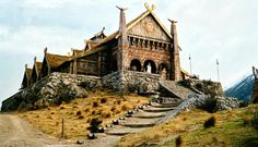 Rohan / Edoras - Citadel and Fortress