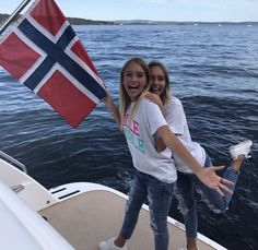 Lisa and Lena ♡ in Norway