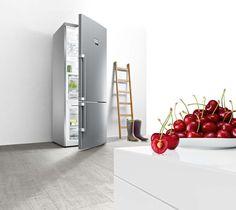 Bosch KGF56PI40 NoFrost koelkast met 50%meer ruimte