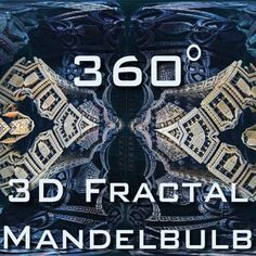 Today, Schizo offered us a new Fractal 360, a delightful work! Abstract forms are surrounding you, so you will get the best view in the room! Mandelbulb #virtualreality #fractal Fractals http://www.vrcreed.com/apps/a-descent-into-fractal-core/