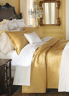 Our 100% cotton Resort Matelasse bedding is exceptionally soft and comes in seven different colors.