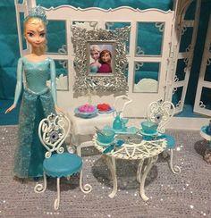 35 Best Dollhouse Frozen Style Images Dolls Frozen Dollhouse