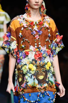 More racist outfits from Dolce & Gabbana