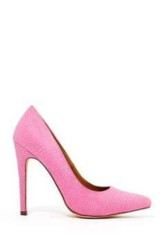 Pink Pumps #shoes #pink #pumps
