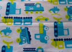 Quilted Boutique Baby Bib and Burp Cloth Gift Set Fire Trucks Dump Trucks Helicopters Race Cars Bulldozers by PurpleLadybugGifts on Etsy
