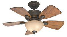 Hunter Watson 34 in. New Bronze Ceiling Fan