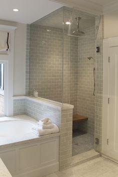 120 Stunning Bathroom Tile Shower Ideas (37)