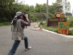 Ed shoots ranch in an exclusion zone, fukushima.