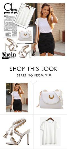 """1# Shein"" by hazreta-jahic ❤ liked on Polyvore"