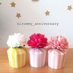 100均の紙コップで作る可愛いラッピングアイデアまとめ   marry[マリー] Diy Party Crafts, Craft Party, Diy And Crafts, Paper Crafts, Diy Diwali Gifts, Cute Pencil Case, Kawaii Gifts, Diy Gift Box, Unicorn Party