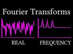 Fourier Transforms - YouTube