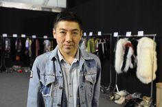 Nosso stylist Daniel Ueda arrasou!  #MelissaNation #MelissanoSPFW