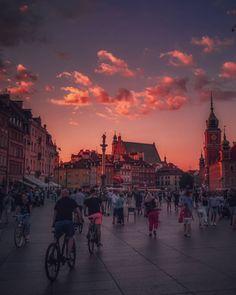 Warsaw City, Warsaw Poland, Poland Travel, Germany Travel, City Aesthetic, Travel Aesthetic, Poland Cities, Poland Country, City Photography