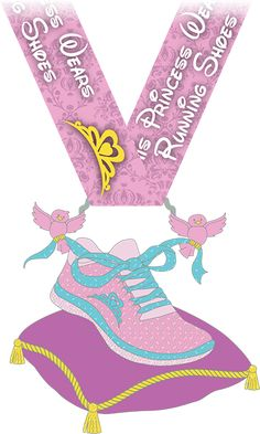 The 2017 This Princess Wears Running Shoes Virtual Run