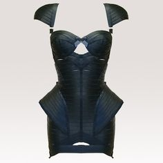 Atelier Bordelle.Voyeur Angela dress - Pre Order