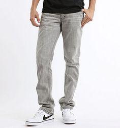 Levi's 511 Chalked Gray Jeans - PacSun.com