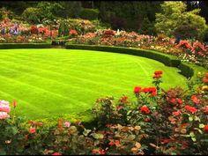 Korean Air TV Commercial, Canada, Butchart Gardens #explorecanada #butchartgardens #canada