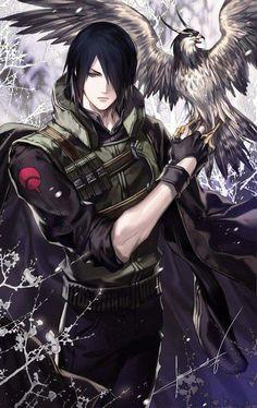 I love you,sasuke