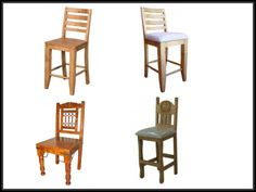 Mexican Chairs Most Popular Furniture Item for Home Furnishings