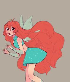 Bloom fairy of the Dragon Flame. Cartoon Art, Cartoon Games, Cartoon Shows, Cartoon Characters, Character Inspiration, Character Art, Character Design, Las Winx, Bloom Winx Club