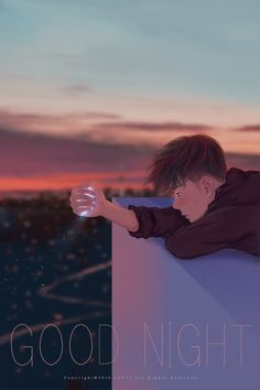 Find images and videos about boy, gif and wallpaper on We Heart It - the app to get lost in what you love. 3d Foto, Foto Art, Aesthetic Art, Aesthetic Anime, Image Manga, Animation, Anime Scenery, Good Night, Night Gif
