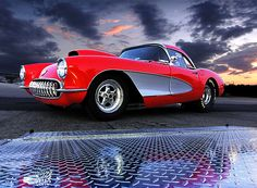 Sweet adri corvette Red