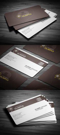 Creative Business Card by calwincalwin.deviantart.com
