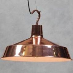 Copper Pendant Shade