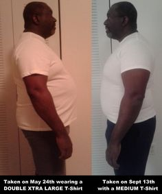 Sept 13th marked the end of the Isagenix IsaBody Challenge for me and these are my before and after pics!