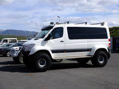 Sprinter Van Iceland