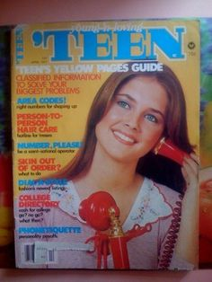 Young 'n Loving Teen, Sept 1977, Young Miss, 70's Fashion, Free Shipping