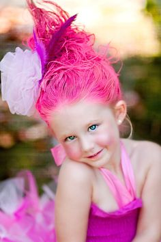 Majestic Pink Troll Costume by IzzysCouture on Etsy