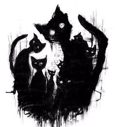 (Writing Prompt) Creepy Cat Lady Horror – Nyxeus