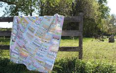 Lollyquiltz: Ice Cream Bars.  pattern in Sunday Morning Quilts