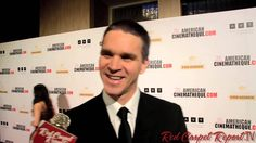 Luc Robitaille at 27th #amcinaward2013 Gala for Jerry Bruckheimer http://youtu.be/-yfYo9EJ7fU #Interview #LAKings