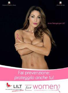 Lucarelli critica Anna Tatangelo come testimonial per la prevenzione al seno - http://www.wdonna.it/lucarelli-tatangelo-testimonial/62791?utm_source=PN&utm_medium=WDonna.it&utm_campaign=62791