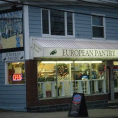 European Pantry Great selection of cheese, olives etc. Love stopping here on our way home from work. Dartmouth Nova Scotia, West End, Pantry, Places To Go, Vacation, Support Local, Outdoor Decor, Olives, Canada