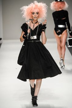 Looks from fashion week Betsy Johnson 10 NYFW Spring 2014 Looks We Want to Wear Right Now