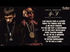 47 - ANUEL AA FT. ÑENGO FLOW (LETRA) - YouTube