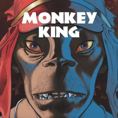 Here's an exclusive portrait of the Monkey King, which Hewlett designed…