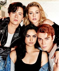 Riverdale Cast by Eric Ray Davidson for Enterteinement Weekly. 15 notes
